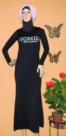 Model baju korea lengan panjang Homies GKM4589