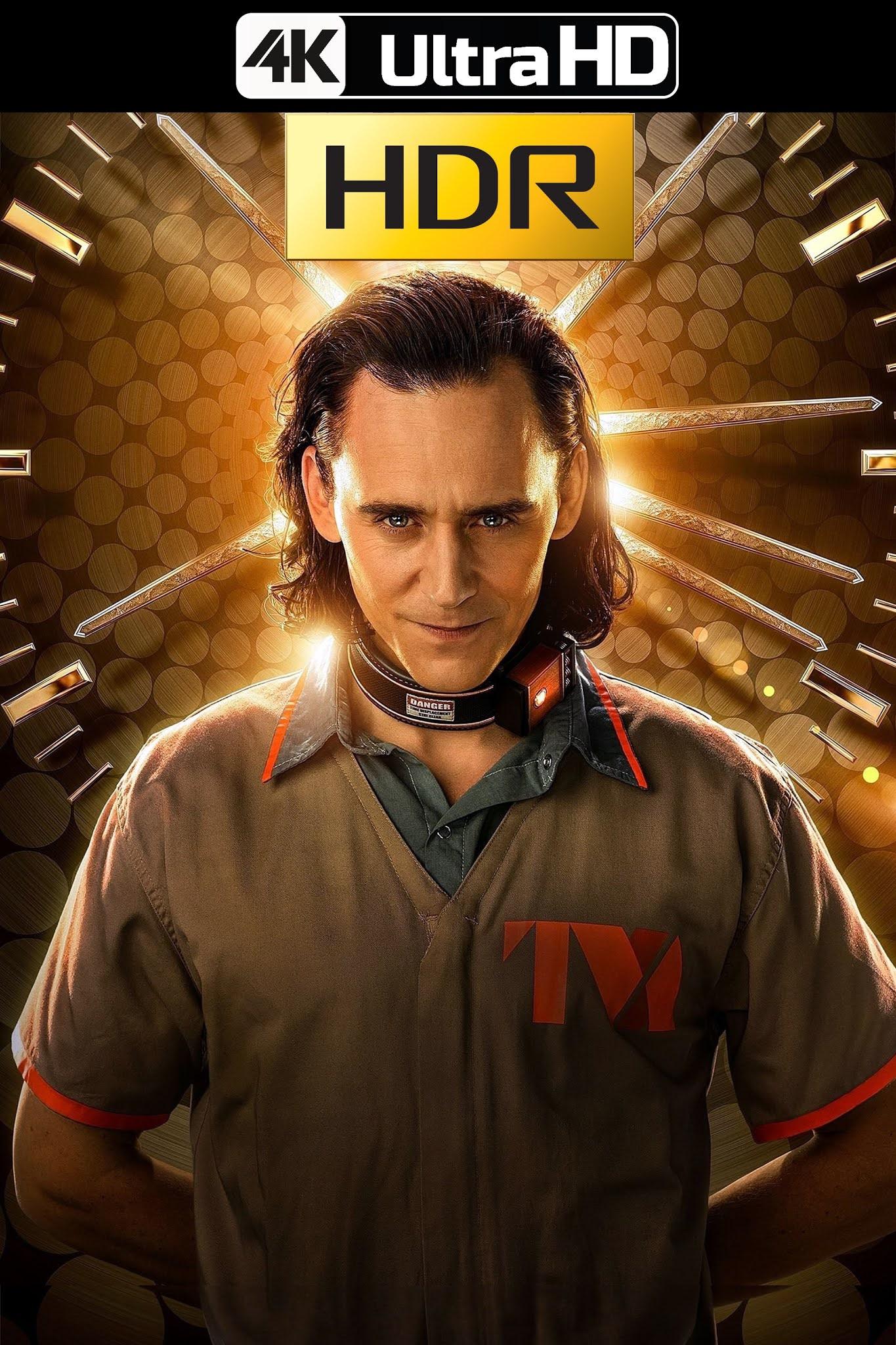 Loki (2021) temporada 1 Web-DL 4K UHD HDR Latino