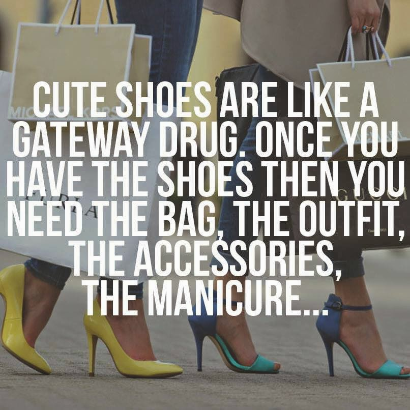 Favorite Fashion Quote: Wouldnu0027t It Be Nice To Have It All At The Same Time.