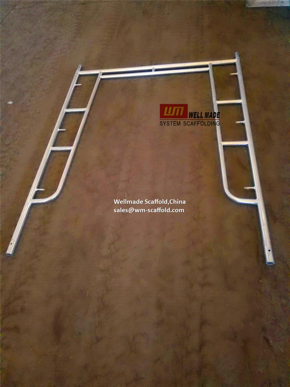6ce7f9e65a9a4a drop lock pin arch frame scaffolding usa type - walk through scaffolding  parts components - new york city
