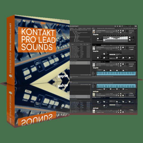 TAQS.IM Kontakt Pro Lead Sounds KONTAKT Library