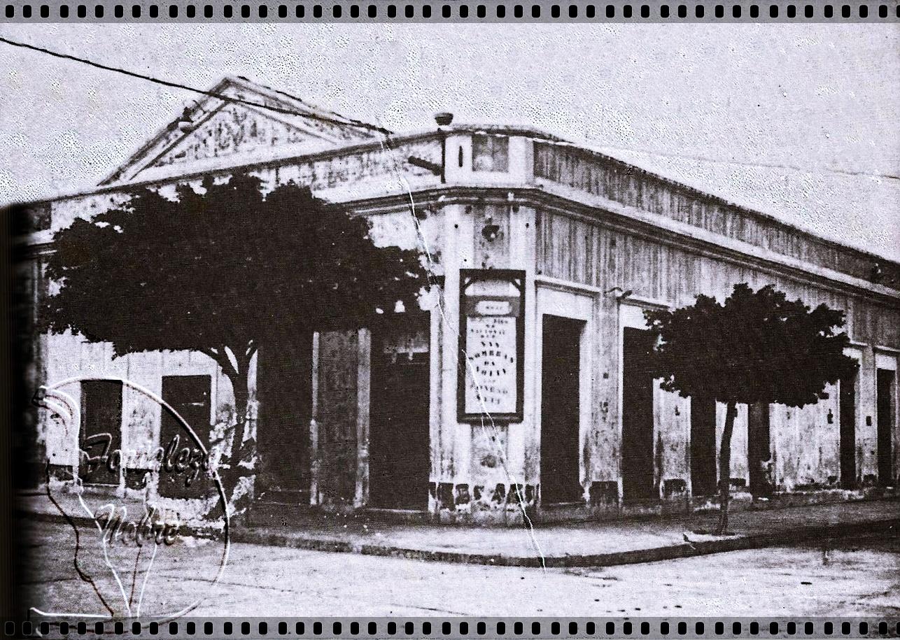 Fortaleza Nobre   Resgatando a Fortaleza antiga   Cine Luz - 1931 d5b3210193