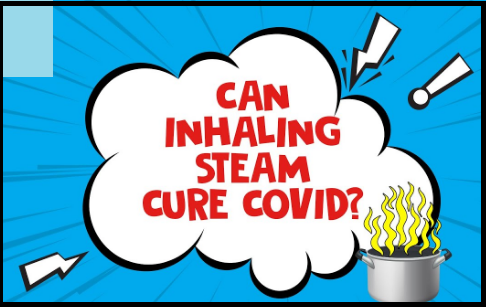 COVID-19: Can steam inhalation save you from coronavirus-Covid-19, Get Details Here