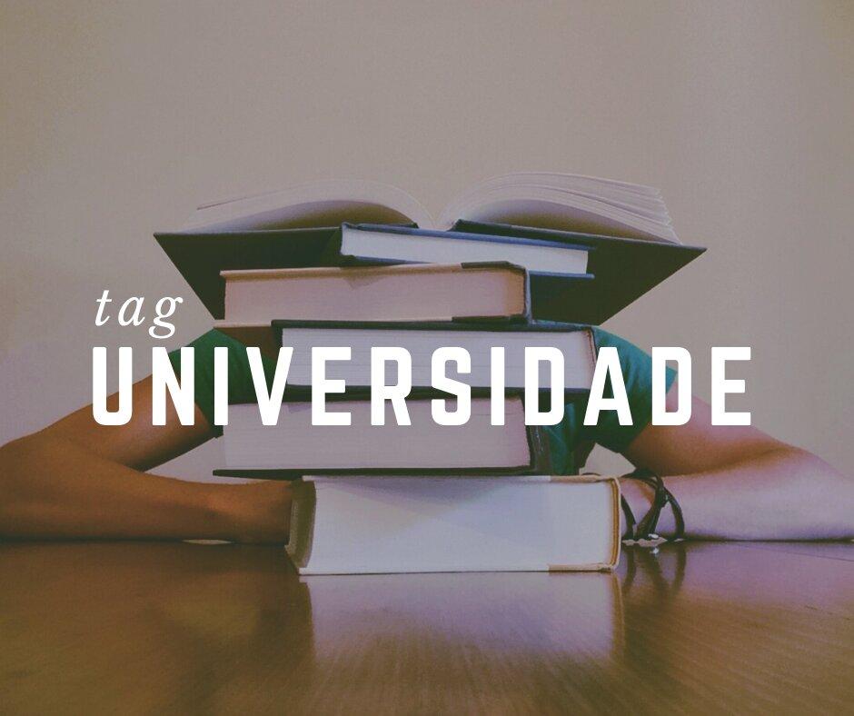 TAG: Minha universidade