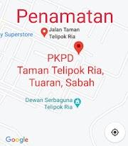 Penamatan PKPD Taman Telipok Ria Tuaran, Sabah
