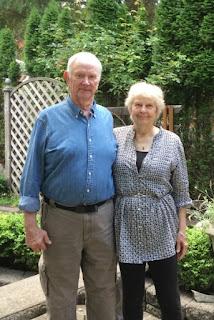 Norm and Beth (Brita's parents)