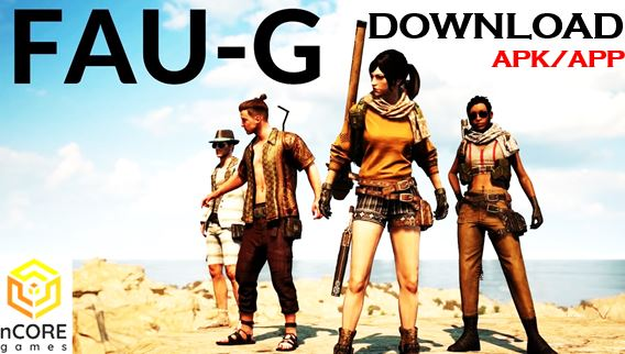 Faug game download APP From Playstore and Appstore- Faug game donwload apk