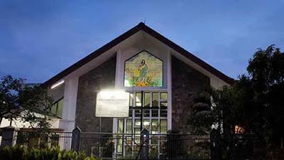 Gereja Kristen Indonesia Ngagel, Surabaya