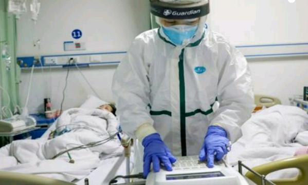 मनपा रुग्णालयातील कोरोना बाधित..
