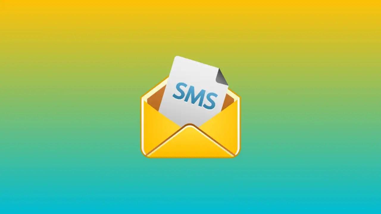 Cara Transaksi Pakai SMS (Short Message Service)