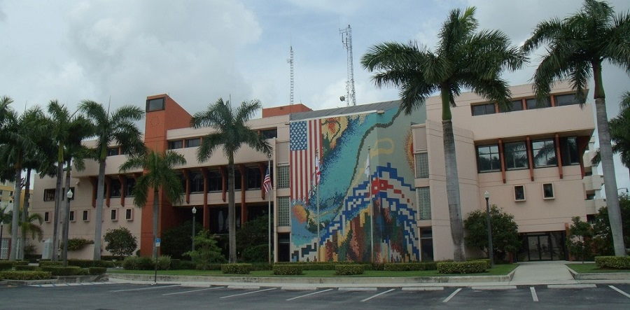 City Hall en Hialeah