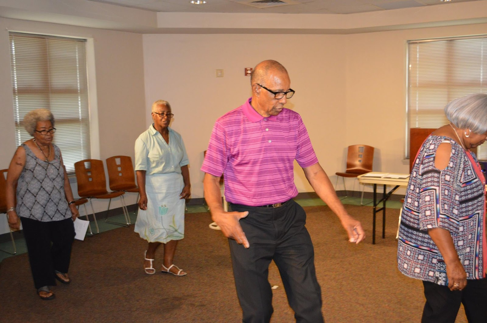 Birmingham Public Library West End And Powderly Branch Libraries Andrew Smith Bermuda Shorts Cokelat 33 Offering Free Adult Line Dance Classes