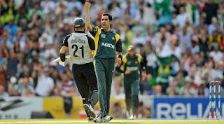 Umar Gul 5-6 - New Zealand vs Pakistan 18th Match ICC World T20 2009 Highlights