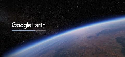 Jalan Jalan Online Pake Google Earth