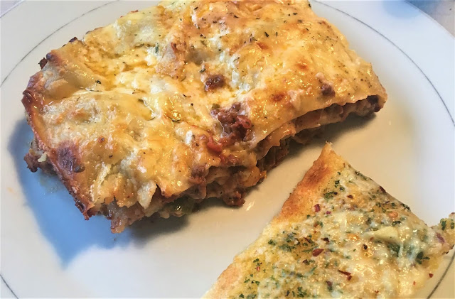 The Ultimate Lasagne Recipe