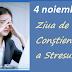 4 noiembrie: Ziua de Conștientizare a Stresului