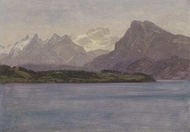 Art & Artists Albert Bierstadt - Landscape Painter Part 3
