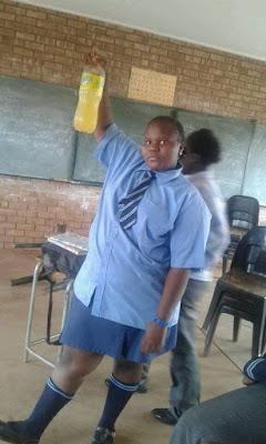 19-year-old pregnant schoolgirl