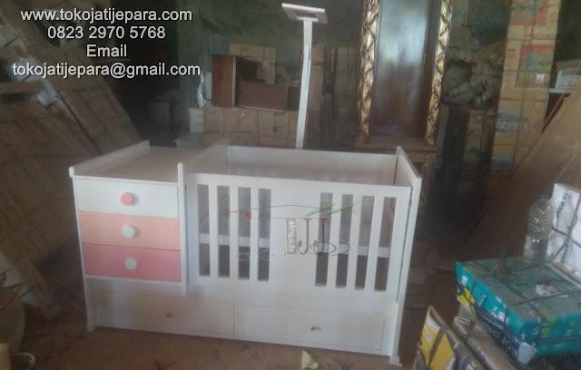 Box Tempat Tidur Bayi Imut
