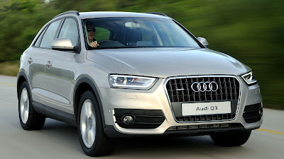 Audi Q3 SUV Hd Picture