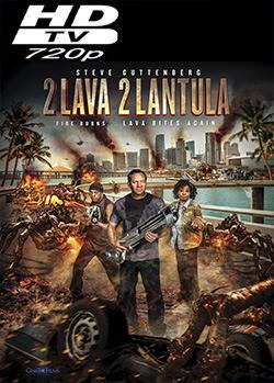 2 Lava 2 Lantula! (2016) HDTVRip 720p