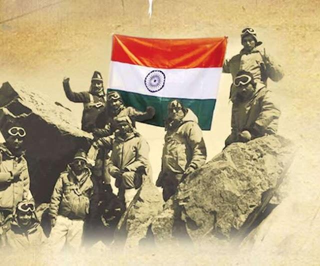 कारगिल विजय दिवस: भारतीय वीरों की शौर्य गाथा