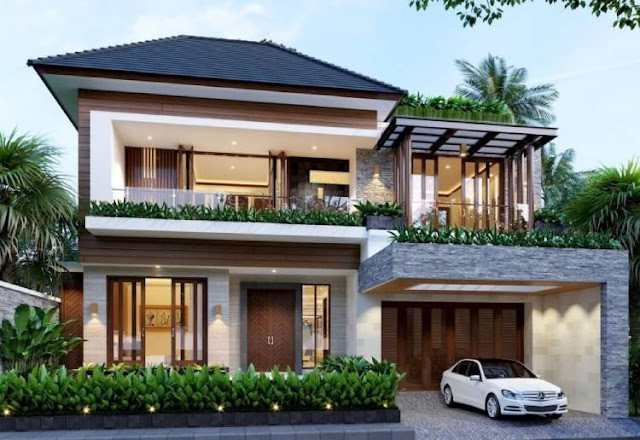 5 Tips Pokok Mambangun Rumah Mewah Minimalis dan Modern