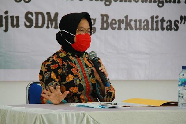 Sabrina: Peningkatan Kompetensi SDM Sebagai Motor Penggerak Pembangunan