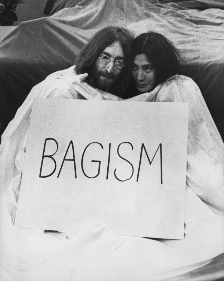 DIÁRIO DOS BEATLES: Quando John Lennon e Yoko Ono enviaram bolotas aos líderes mundiais