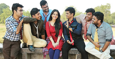 Kirrak Party (2018) Telugu Movie Scenes - Movierulz - 3