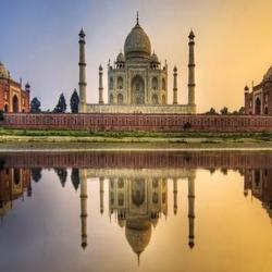 Taj Mahal - the power of love