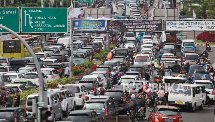 Duh, Terjebak Kemacetan Tingkatkan Risiko Kanker
