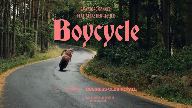 Salvatore Ganacci - Boycycle