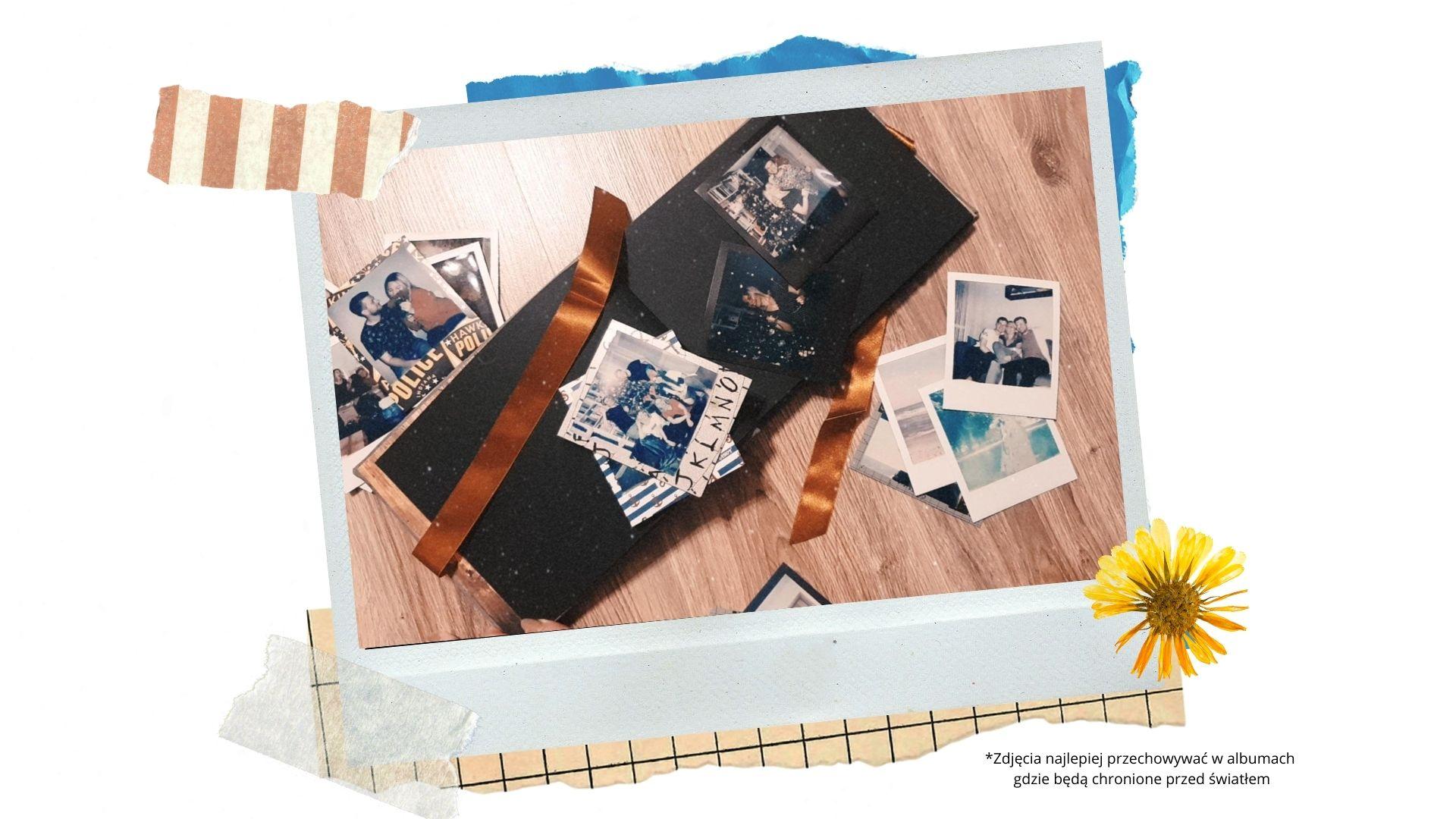 Jak przechowywać zdjęcia polaroid by nie straciły jakości i kolorów polaroid onestep2 cena jakość zdjęć opinie