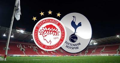 بث مباشر مباراة توتنهام و أوليمبياكوس
