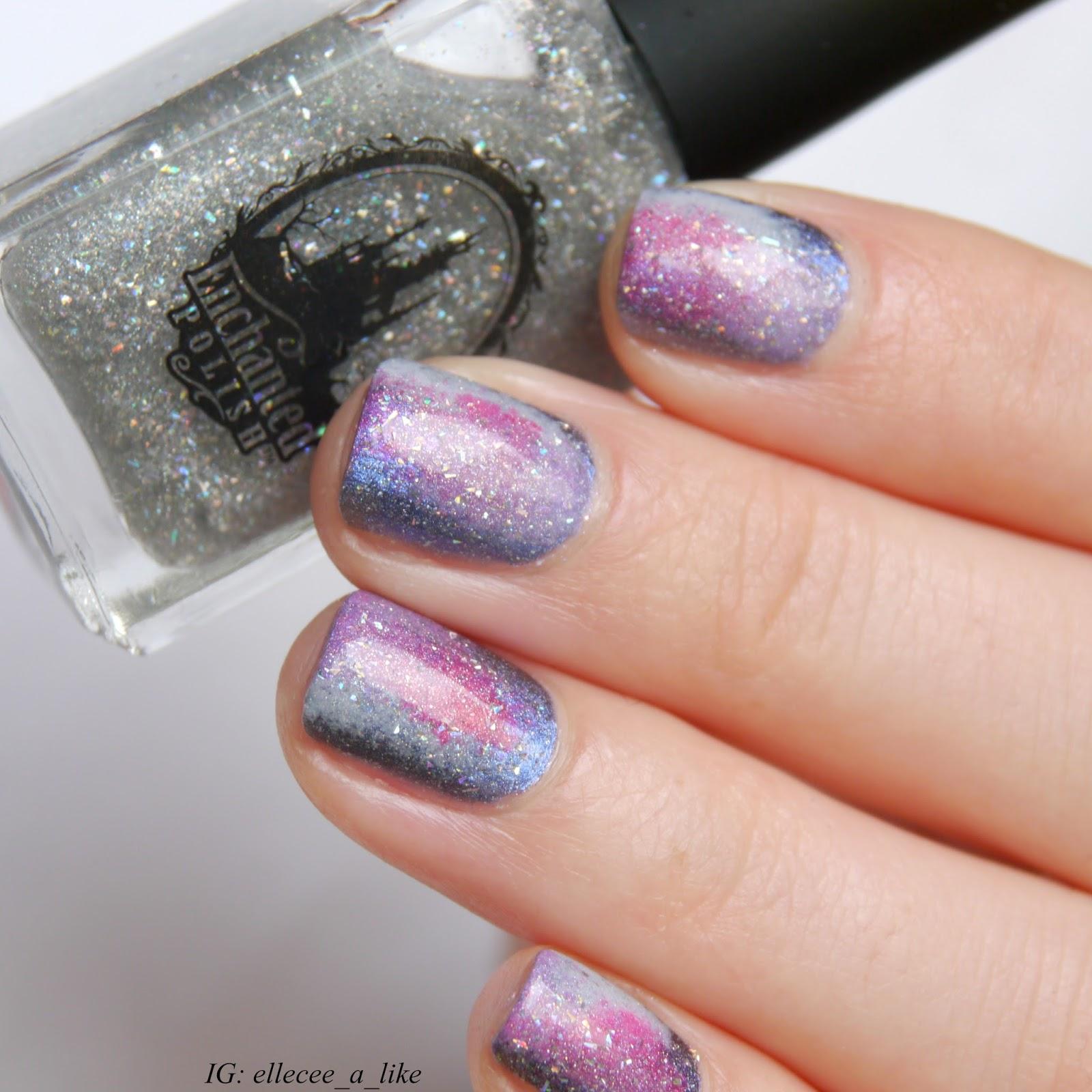 lack-a-like: Gemeinsam in die Woche | Galaxy Nails ☆