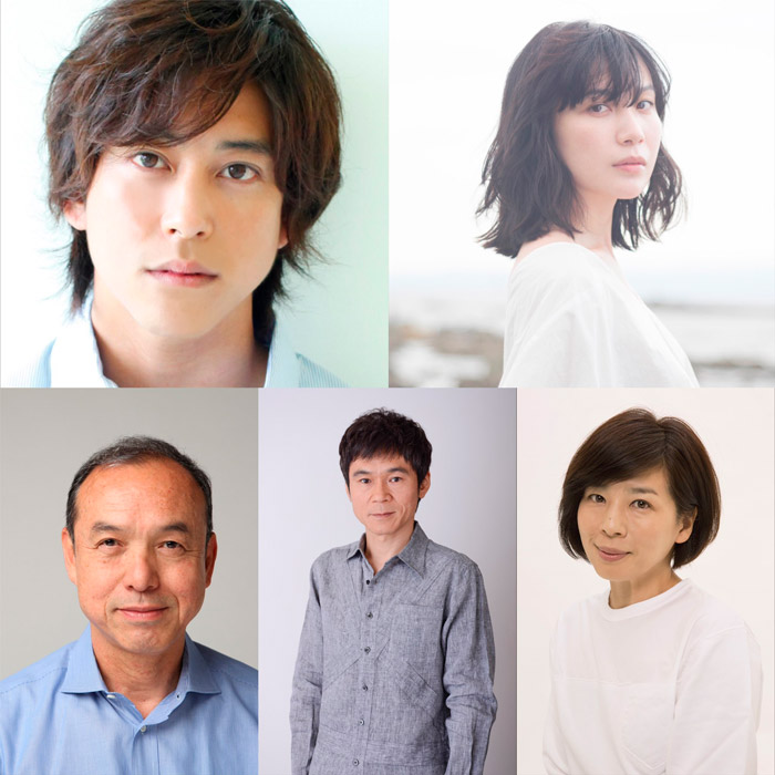 Restart After Come Back Home (Restart wa Tadaima no Ato de) live-action - reparto