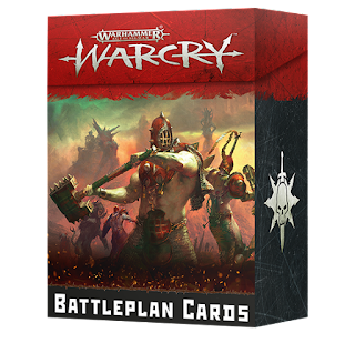 Battleplan Cards Warcry