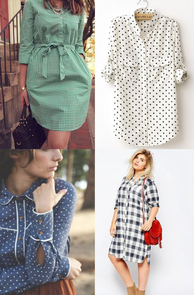 Inspiration for making the Rosa sewing pattern