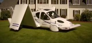 Luar Biasa inilah 5 Mobil yang bisa Terbang di dunia nyata