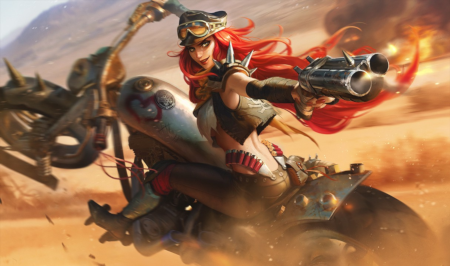 Klepto Miss Fortune Strategy