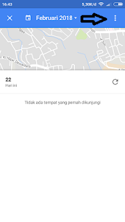 tips langkah unik menghapus history google maps secara keseluruhan