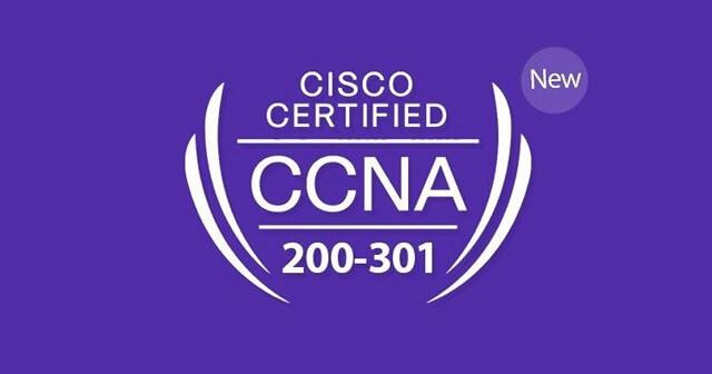 دورة CCNA 200-301 - اقسام الدورة  [موضوع متجدد اخر تحديث 17 - 09 - 2021]