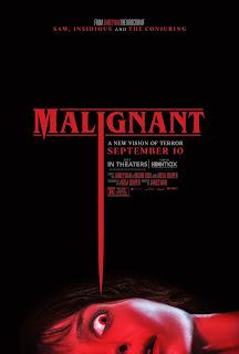 Malignant [2021] [CUSTOM HD] [DVDR] [NTSC] [Latino]