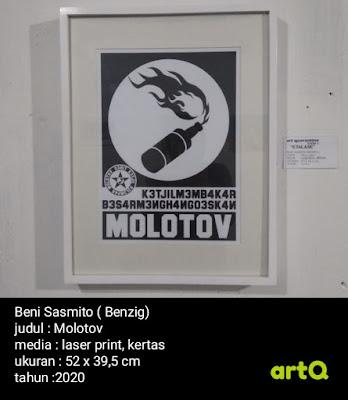 Molotov Karya Beni Sasmito