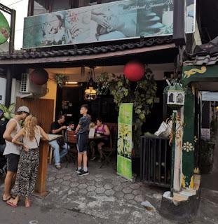 Yogyakarta, Moggo Spa.