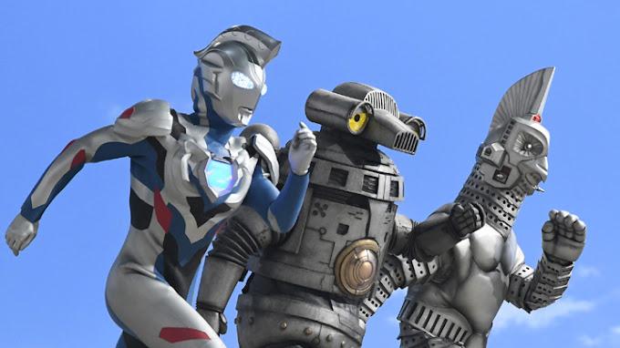 Ultraman Z Episode Spesial Subtitle Indonesia