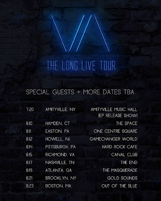 "VISTA Announce Headlining Tour ""The Long Live Tour"""