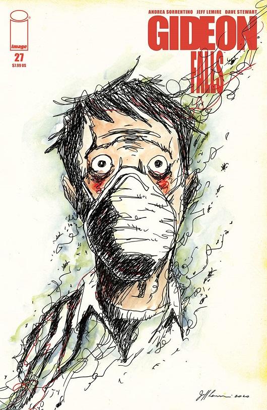 Cover of Gideon Falls #27