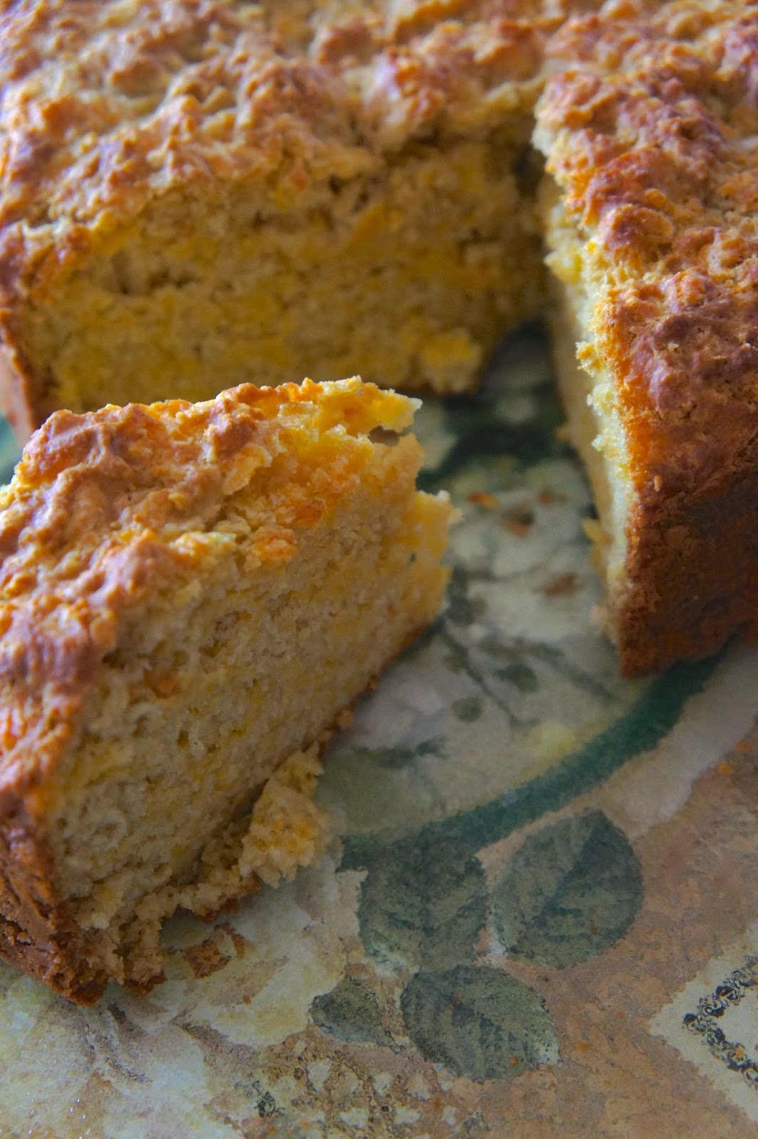 Cheddar Irish Soda Bread: Savory Sweet and Satisfying